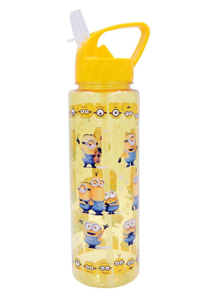 minion theme return gifts water bottle