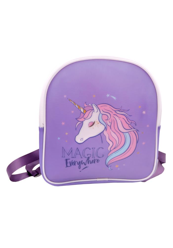 unicorn design and print mini backpacks for kids