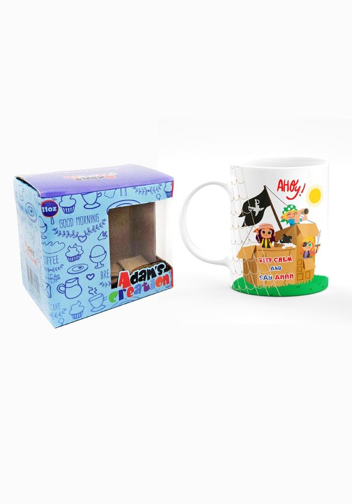 pirates theme combos return gifts mug kids