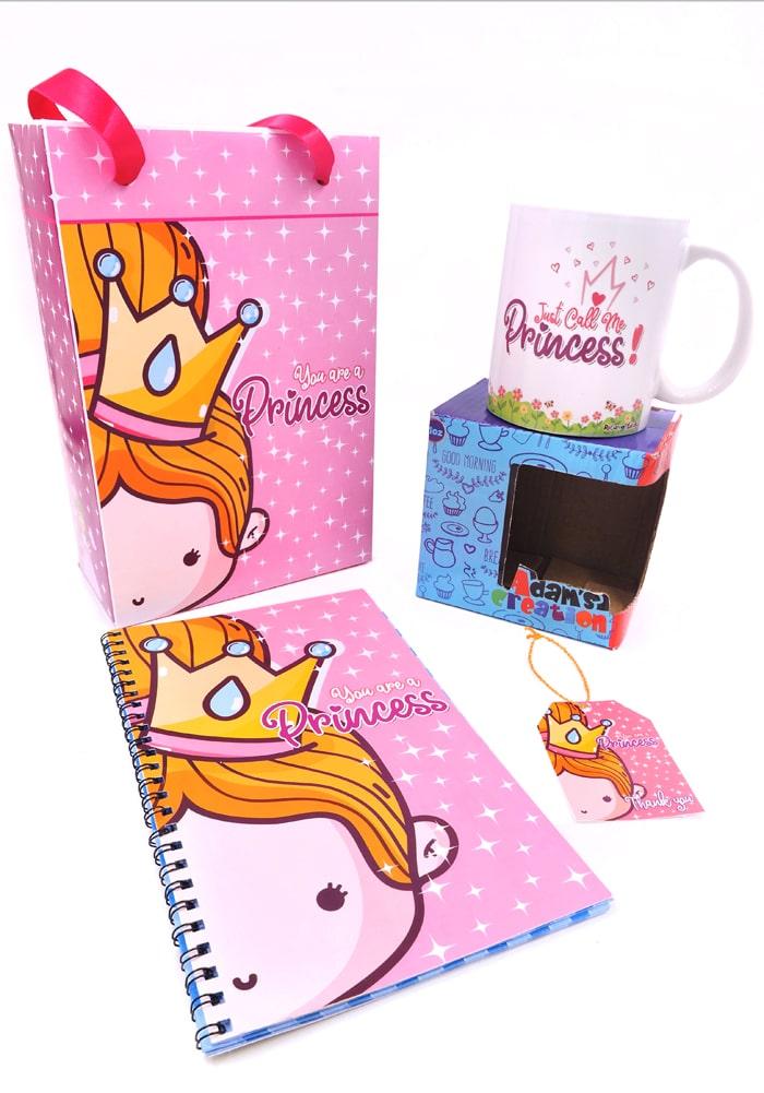 princess theme return gifts combo