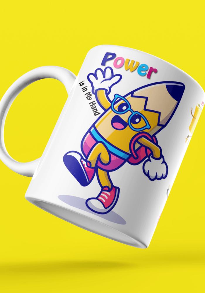coffee mug nursery theme