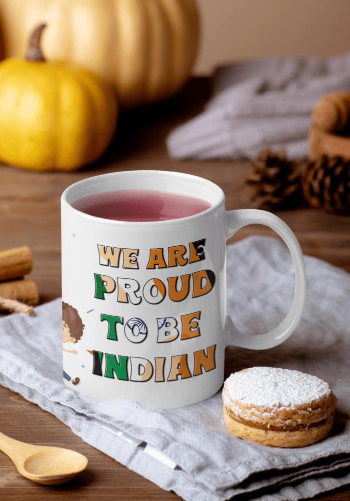 proud to be indian mug (2)
