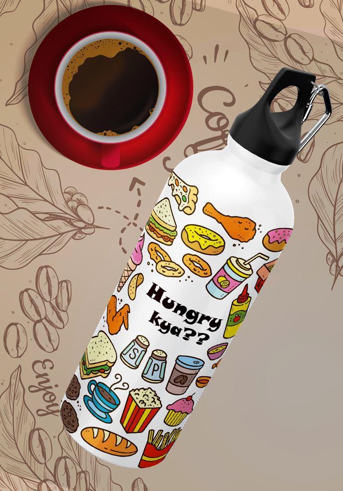 fast food theme bottle forgifting